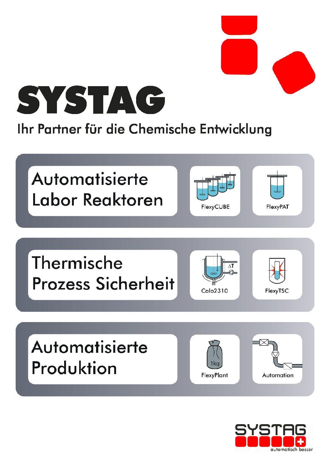 Labor Reaktoren & Systeme